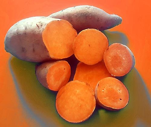 Endlich Süßkartoffeln – eine leckere Alternative